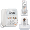 Vtech - CareLine+ Corded Home Safety Telephone System with Digital Answering System - White