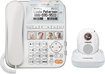 Vtech - CareLine Corded Home Safety Telephone System with Digital Answering System