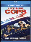 Let's Be Cops (Blu-ray Disc) (Eng/Spa/Fre) 2014