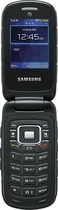 Samsung - Rugby 4 Cell Phone - Black (AT&T)