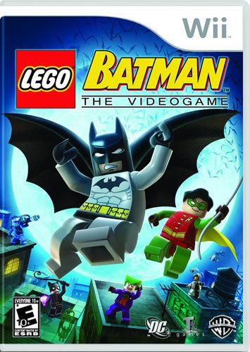 LEGO Batman: The Videogame - Nintendo Wii