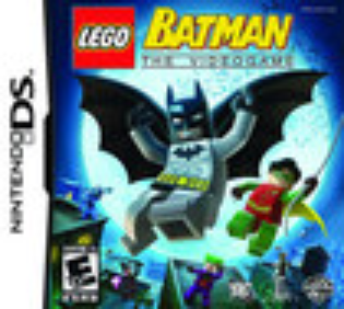 LEGO Batman: The Videogame - Nintendo DS