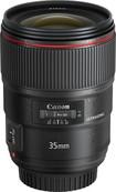 Canon - EF 35mm f/1.4L USM Wide-Angle Lens - Black