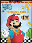 Adventures Of Super Mario Brothers 3: The Complete (DVD)