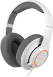 SteelSeries - Siberia Raw Prism Over-the-Ear Headphones - White