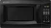 Emerson - 0.7 Cu. Ft. Compact Microwave - Black
