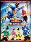 Power Rangers Samurai: The Sixth Ranger 4 (DVD)