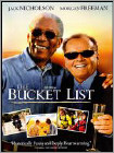 The Bucket List (DVD) (Eng/Spa) 2007