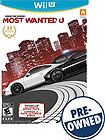 Need for Speed: Most Wanted U — PRE-OWNED - Nintendo Wii U
