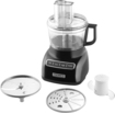 KitchenAid - 7-Cup Food Processor - Onyx Black