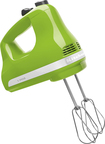 KitchenAid - 5-Speed Hand Mixer - Green Apple