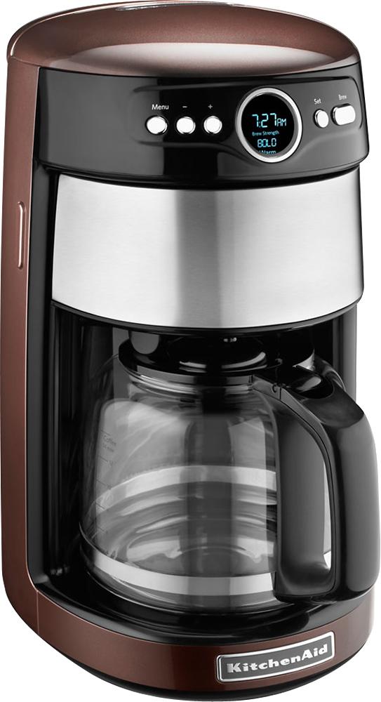 KitchenAid - 14-Cup Coffeemaker - Espresso