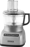 KitchenAid - 7-Cup Food Processor - Contour Silver