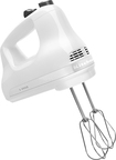 KitchenAid - 5-Speed Hand Mixer - White