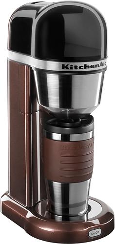 KitchenAid - Personal Coffeemaker - Espresso