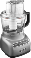 Kitchenaid - 9-cup Food Processor - Contour Silver 8812918