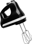 KitchenAid - 5-Speed Hand Mixer - Onyx Black