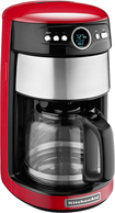 KitchenAid - 14-Cup Coffeemaker - Empire Red