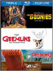 Goonies/Gremlins/Gremlins 2 (Blu-ray Disc) (Enhanced Widescreen for 16x9 TV) (Eng/Fre/Spa)