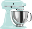 KitchenAid - Artisan Series Tilt-Head Stand Mixer - Ice