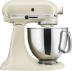 KitchenAid - Artisan Series Tilt-Head Stand Mixer - Almond Cream