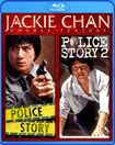Jackie Chan Double Feature: Police Story/police Story 2 [blu-ray] 8816378