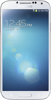 Samsung - Galaxy S 4 4G Cell Phone - White (AT&T)