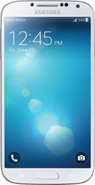 Samsung - Galaxy S 4 Cell Phone - White (Sprint)