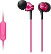 Sony - Earbud Headphones - Pink