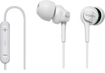 Sony - Earbud Headphones - White