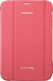 Samsung - Book Cover Stand Case For Samsung Galaxy Note 8.0 - Pink