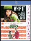 Whip It/Juno [Blu-ray] (Blu-ray Disc) (Eng/Spa/Fre)