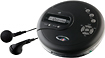 GPX - Portable CD Player with FM Tuner