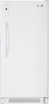 Frigidaire - 13.7 Cu. Ft. Frost-Free Upright Freezer - White
