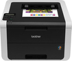 Brother - HL-3170CDW Color Laser Printer - Black