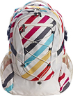 Studio C - Tutti Laptop Backpack - Cream/Pink/Orange/Yellow/Turquoise/Gray