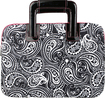 Studio C - Fresh as a Paisley Laptop Sleeve - Black/White