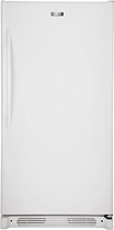 Frigidaire - 16.7 Cu. Ft. Frost-Free Convertible Refrigerator/Freezer - White
