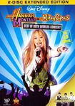 Hannah Montana And Miley Cyrus: The Best Of Both Worlds Concert - The 3-d Movie [2 Discs] (dvd) 8825676