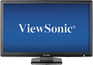 "ViewSonic - 27"" LED HD Monitor - Black"