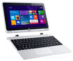 "Acer - Aspire - 10.1"" - Intel Atom - 64GB - With Keyboard - White"
