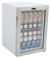 Whynter - 90-Can Beverage Refrigerator - White