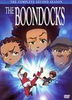 The Boondocks: The Complete Second Season [3 Discs] (dvd) 8829137