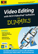 Video Editing with NCH VideoPad Software for Dummies - Mac/Windows
