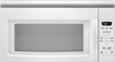 Amana - 1.5 Cu. Ft. Over-the-Range Microwave - White