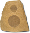 Klipsch - 200W Outdoor Rock Speaker (Each) - Sandstone