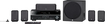 Yamaha - 500W 5.1-Ch. 3D Home Theater System