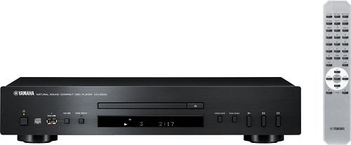 Yamaha - CD Player - Black