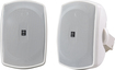 "Yamaha - Natural Sound 5"" 2-Way All-Weather Outdoor Speakers (Pair) - White"