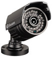 Swann - PRO-535 Indoor/Outdoor Multipurpose Security Camera - Black